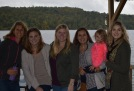 Me, Maura, Becky, Erin, Adelyn and Kate
