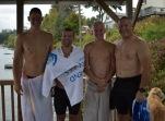 Brendan, Andrew, Seamus and Steve