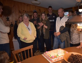 Happy 80th Gram!